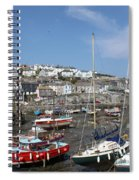 The Tide Is Out Spiral Notebook