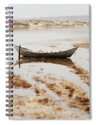 The Tide Is Rising Spiral Notebook
