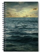 The Time I Was Daydreaming Spiral Notebook