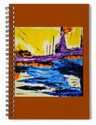 The Timeless Land - Number Five Spiral Notebook