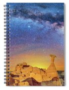 The Toadstool Spiral Notebook