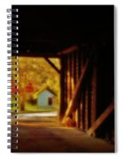 The Tollhouse Spiral Notebook