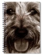 The Toto Spiral Notebook