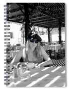 The Tourist Spiral Notebook