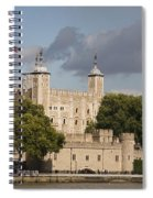 The Tower Of London. Spiral Notebook