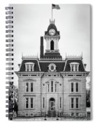 The Town Hall Spiral Notebook