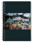 The Trading Post Spiral Notebook