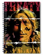 The Treaty Spiral Notebook