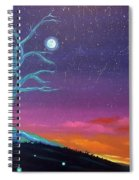 The Tree Of Energy Spiral Notebook