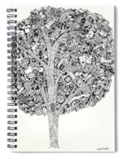 The Tree That Never Fails Spiral Notebook