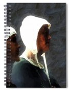 The Trial Of The Heretics Spiral Notebook
