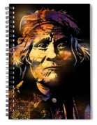 The Tribe Elder Spiral Notebook
