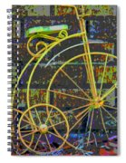 The Tricycle Spiral Notebook