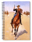The Trooper 1892 Spiral Notebook