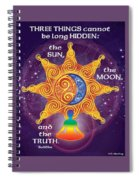 The Truth Spiral Notebook