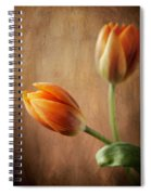 The Tulips Spiral Notebook