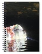 The Tunnel 8 Spiral Notebook