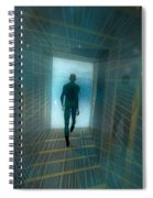 The Tunnel Spiral Notebook