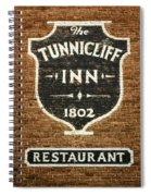 The Tunnicliff Inn - Cooperstown Spiral Notebook