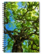 The Tuscan Tree Spiral Notebook