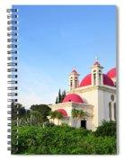 the Twelve Apostles Church Spiral Notebook