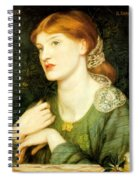 The Twig Spiral Notebook