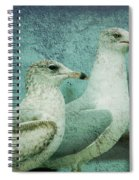 The Two Guys Spiral Notebook