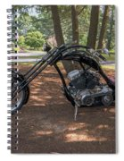 The Ugly One Spiral Notebook