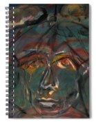 The Umbrella Spiral Notebook