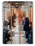 The Underground Spiral Notebook