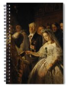 The Unequal Marriage Spiral Notebook