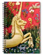 The Unicorn Spiral Notebook