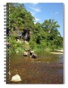 The Upper Jack Spiral Notebook