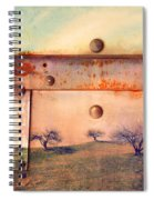 The Urban Trees Spiral Notebook