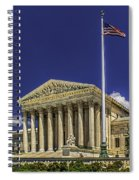 The Us Supreme Court Spiral Notebook