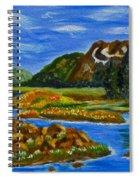The Valley Spiral Notebook