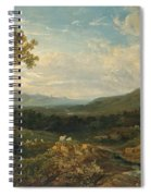 The Valley Of The Clyde Spiral Notebook