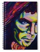The Vampire Lestat Spiral Notebook