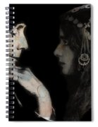 The Very Thought Of You  Spiral Notebook