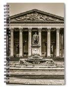 The Victoria Rooms, Bristol Spiral Notebook