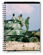 The Victors Spiral Notebook