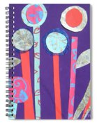 The Violet Hour Spiral Notebook
