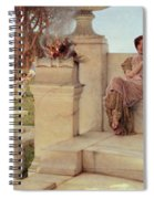 The Voice Of Spring Spiral Notebook