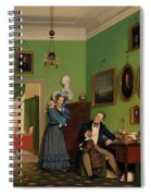 The Waagepetersen Family Spiral Notebook