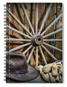 The Wagon Master Spiral Notebook
