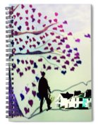 The Walk  Spiral Notebook