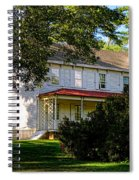 The Waln House Spiral Notebook