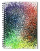 The Warriors Of The Rainbow #704 Spiral Notebook
