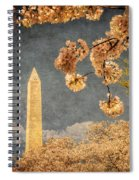 The Washington Monument Spiral Notebook