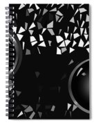 The Watcher Spiral Notebook